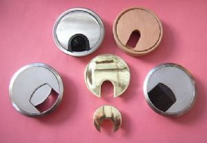 Superb Zinc alloy Cable tidy Grommets. HEAVY from £3.99p each FREE UK P&P